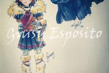 Giusy Esposito disegni