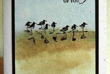 Stampin'Up - vogels