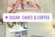 Sugar cakes and coffee ❤️☕️
