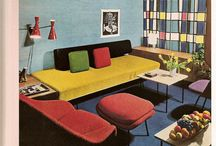 Interieur fifties