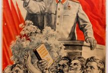 Soviet propaganda and art
