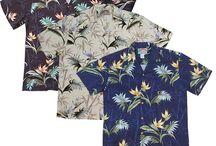 Paradise Found Hawaiian clothing