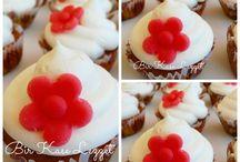 food, cake, cupcake, presentation / yemek,pasta,cupcake,sunumlar
