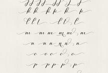 modern kaligrafi
