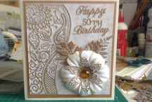 Cards Tattered Lace / by Debbie Peters