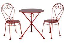 Sandalye & Masa / Sizin Hayallerinizdeki Masa ve Sandalyeler
