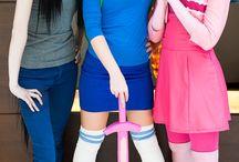 cosplay / by Morgan Cherecwich