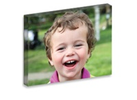 Photo Canvas / Why not decorate your home with your images.  Create a Smiley Hippo Photo Canvas and enjoy your images every day.