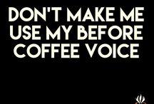 Oh... coffee