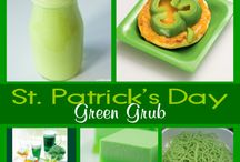 St. Patty's day / Green is my fav color / by Christy Ahdan