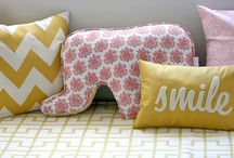 Pillows / by Holly Sullivan