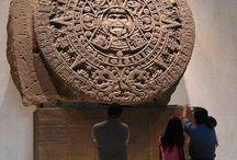 Arqueología - Azteca - Mejico