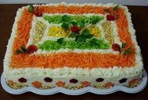 bolos salgados tortas salgadas