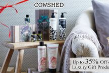 Cowshed Coupon Codes & Promo Codes for November 2016