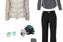 Après- Ski / How to look great on and off the slopes.