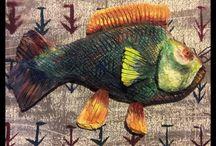 tvorchestvo / моя рыба