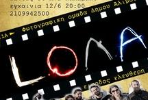 L.O.Λ.A από την Φωτογραφική ομάδα Δήμου Αλίμου / O Γιάννης Γιαννακόπουλος και η Φωτογραφική ομάδα του Δήμου Αλίμου που δημιούργησε πριν 7 χρόνια, παρουσιάζουν για άλλη μια φορά τους κόπους μίας χρονιάς στην ομαδική έκθεση φωτογραφίας με θέμα «L.O.L.A» που θα φιλοξενηθεί στον Θουκυδίδειο Πολιτιστικό Οργανισμό του Δήμου Αλίμου και θα διαρκέσει από 12 έως και 19 Ιουνίου 2012 Με δάσκαλο και πολύτιμο καθοδηγητή στο στήσιμο της έκθεσης, τον Γιάννη Γιαννακόπουλο, η ομάδα θα αποδείξει την αγάπη της για την φωτογραφία.