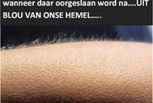 Afrikaans woorde