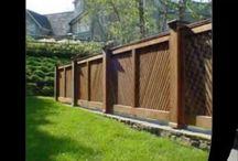 Garduri pentru curti si gradini - modele si idei