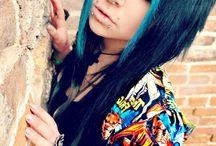 Verena Schizophrenia / My favorite.♥