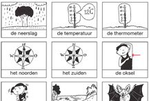 School taal * noodweer