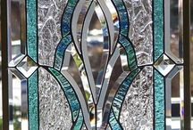 Stained Glass / anything stained glass-windows, doors, art