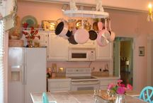 Shabby Chic Kitchen / Chabby chic inspiration