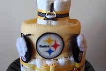 Pittsburgh Steelers Baby Fun / Pittsburgh Steelers Babies and Baby Showers