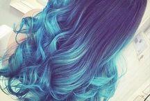 χρωματιστα μαλλια