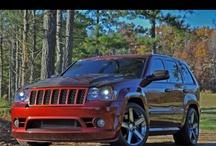 SRT / SRT cars from Dodge, Jeep, Chrysler  SRT8's SRT10's / by Sean Sullivan
