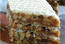 Вафельные торты