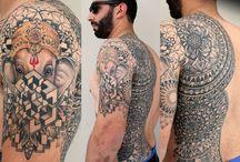 Tattoo's / Meus trabalhos