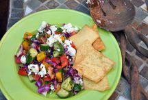 Main Dishes ~ Salads ~ Fruit,Veggie,Pasta & More ~
