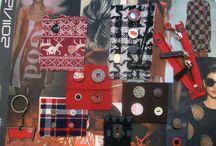 Portfolio VI / Paneles de avíos y textiles