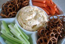 Dips n Salsas n Spreads / Dips n Salsas are great when made with fresh ingredient.  / by Gerri Lewis-Mooney