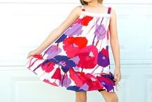 Girls dresses / by TheBabyHandprintCo