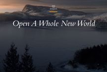Open A Whole New World / by Jaeger-LeCoultre