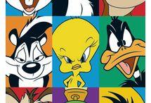 Looney tunes/the original  smart @$$es