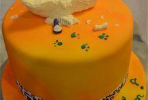 Dog Lover's Cake / www.eloisespastries.com
