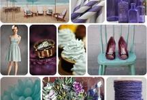 wedding colour ideas / by Jules Jackson