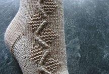 Neulonta: sukkia