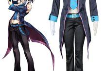 Vocaloid Cosplay