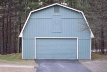 pole barns / NOT JUST HOMES, WE BUILD POLE BARNS TOO!!!