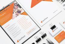 Corporate Print Design Inspiration