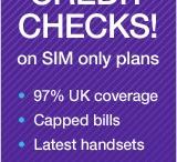 No Credit Checks - Bad Credit Mobile Phone Contract Deals