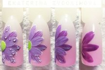 nails - FLOWERS