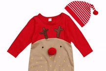 Sewing - Christmas Baby Ideas