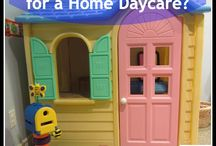 In home daycare / by Crystal Stephens