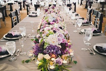 Weddings / Receptions / Inspiration for wedding receptions! / by Laura Birney