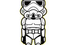 Star Wars desenhos